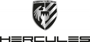 Hercules Logo Silber